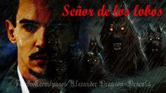 Banner página Facebook Alexander Grayson - Drácula