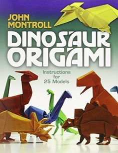 Dinosaur Origami (Dover Origami Papercraft) by John Montroll (2010) Paperback *** To view further for this item, visit the image link.