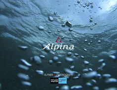 """As a responsible international company Alpina believes in the principle """"what society gives, should be returned"""". As a family owned independent watch manufacture, Alpina takes social responsibility very seriously. Specifically Alpina is concerned by . Alpina Watches, International Companies, Natural Resources, Sustainability, No Response, Foundation, Environment, Racing, Sea"""