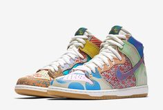 Nike SB Zoom Dunk High Premium pas cher prix Baskets Homme Nike 120,00 €