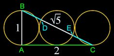 Geometric construction of phi, the golden ratio, by Bengt Erik Erlandsen Fibonacci Golden Ratio, Fibonacci Spiral, Basic Geometry, Sacred Geometry, Golden Number, Number 5, Mathematical Expression, Geometry Problems, Sacred Architecture