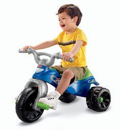 Today Only! Fisher-Price Kawasaki Tough Trike Only $18.59! (reg. $34.99)