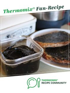 Healthy Homemade 'Vegemite' by ThermoExperiments. A Thermomix <sup>®</sup> recipe in the category Sauces, dips & spreads on www., the Thermomix <sup>®</sup> Community. Baby Food Recipes, Whole Food Recipes, Cooking Recipes, Healthy Recipes, Savoury Recipes, Healthy Food, How To Make Dough, Food To Make, Food N