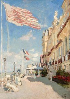 bis 21.06.15  Monet und die Geburt des Impressionismus | Städel Museum