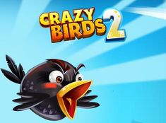 Crazy Birds 2 Friv Mobile Game Like Angry Birds