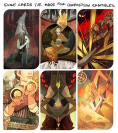 Paperwick's Sleepy Dragon Age Artstyle GuideJust a quick style guide I whipped together in the last few hours. It's in response to an anon from several days ago, I hope this helps! (And a sneak peak into the next card I'm working on for my personal deck.)Process giffor my Solas TarotGold-leaf tutorialTool set I use for these cards Planning your Dragon Age tarot card