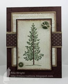 Lovely as a Tree with woodgrain by kyann22 -