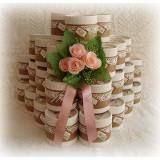 Souvenirs Cajitas Shabby Chic Casamiento 15 Años Eventos - $ 520,00