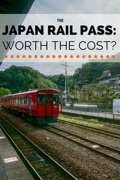 """The Japan Rail (JR) pass is popular with tourists for its """"unlimited"""" nationwide travel. But is it really worth the money?"""