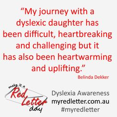 Dyslexia Awareness Campaign Upcoming >> 45 Best My Red Letter For Dyslexia Images Calligraphy Dyslexia