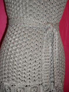 DRESS Crochet by OPENING1 on Etsy