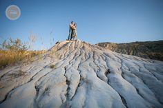 Take a trip and see the mud volcanoes.