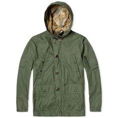 Spiewak Golden Fleece Heritage M3-B Jacket (Olive Drab)