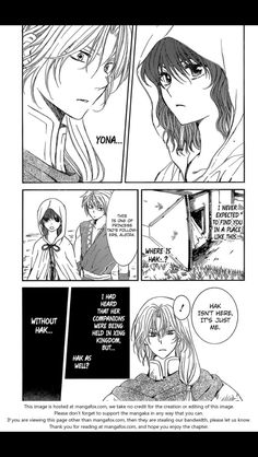 I love how he's so surprised that Hak isn't with her. Like,boi this gurl ain't the weak bby who left the caste. She could kill you if she wanted