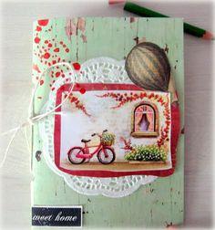 "January challenge ""Home sweet home"" - Evka G."