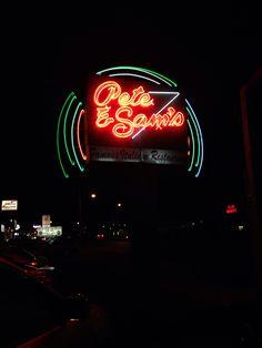 Pete and Sam's Italian Restaurant, Memphis, TN © Melinda Cox Hall (Peer Into The Past)