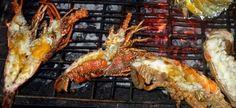 Kreef oor die kole | Boerekos.com – Kook en Geniet saam met Ons! Braai Recipes, Fish Recipes, Asian Recipes, Rump Steak, Dessert Recipes, Desserts, Soul Food, Seafood, South Africa
