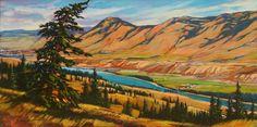 Paintings - David Langevin Artworks Inc. Expressive Art, Canadian Artists, Old Master, Morning Light, British Columbia, Wilderness, Artworks, My Arts, David