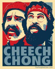Cheech and chong pussy speech