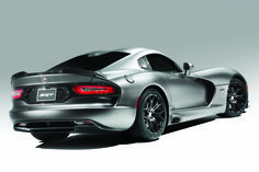 Viper Anodized Carbon Special Edition Package New York Auto Show 2014