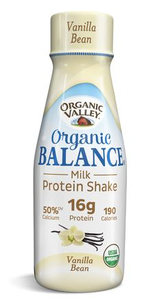 Saving 4 A Sunny Day: Free Organic Valley Shake