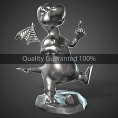 Dragon for jewerly 3d print - 30mm | 3D Print Model