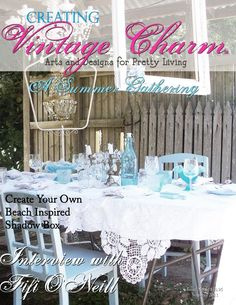 Creating Vintage Charm ~ Contact Me