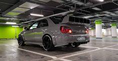 Subaru Impreza Sedan, Nardo Grey, Japan Cars, Wrx Sti, Jdm, Dapper, Race Cars, Bride, Kunst