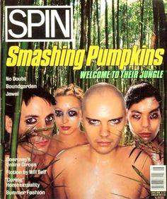 My favorite Smashing Pumpkins magazine cover