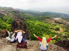 Top of Nglanggeran