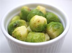 3 Quick Ways to Steam Brussels Sprouts: Steamed Brussels Sprouts