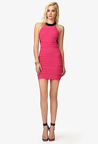 Ribbed Knit Bodycon Dress #Forever21 #Dresses #SpecialOccasion