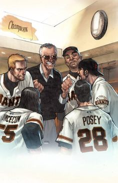 Drawing sf giants
