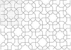 Geométrica - Desenho Geométrico - Padrões Geométricos Geometric Drawing, Geometric Art, Islamic Art Calligraphy, Ornaments Design, Sacred Geometry, Coloring Pages, Patterns, Drawings, Baby