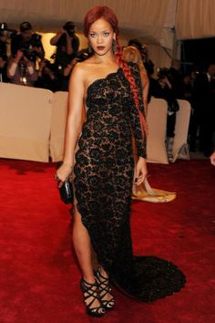 A look back at Rihanna's ever-changing fashion evolution over the years.