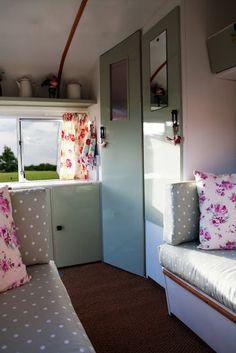 myvintageparty: vintage caravan