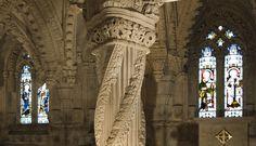 Pilar del Aprendiz, Capilla de Rosslyn - Pablo Linares R.