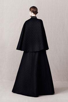 Hello, tailor.: Alexander McQueen, Pre-Fall 2013: Puritans, Popes, and Vampire Queens.