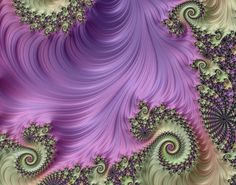Fine Art Print of Fractal Art. by JewelrybyBBDesigns on Etsy, $45.00