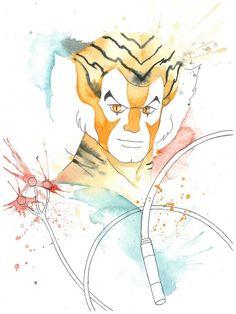 Tygra - ThunderCats - Jonathan A. Reincke