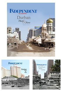 Durban Then and Now