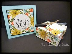 My Sandbox: Flower Patch Thank You! Stampin' Up! Making Greeting Cards, Greeting Cards Handmade, Flower Stamp, Flower Cards, Napkin Cards, Kids Sandbox, Flower Patch, Halloween Cards, Stamping Up