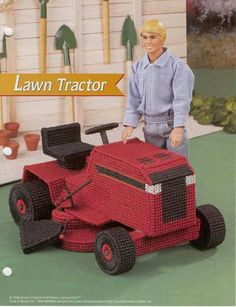Lawn Tractor 1