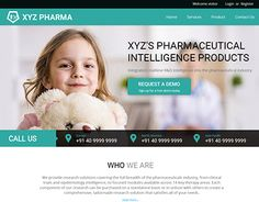 "Check out new work on my @Behance portfolio: ""Pharma Website UI/UX"" http://be.net/gallery/48927629/Pharma-Website-UIUX"