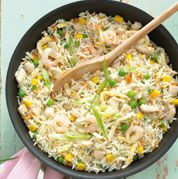 Annabel Karmel's Chicken Fried Rice
