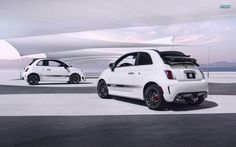 Enter to Win a 2013 Fiat 500 Abarth Cabrio Worth $35,000 - Visit GiveawayHop.com to find out more