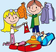 Conseil numéro 4 : Bien faire sa valise - Conseils aux jeunes voyageurs - Voyages en Français