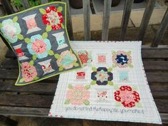 Minis and More | A Quilting Life - a quilt blog