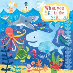 What You See In The Sea