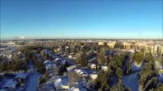 ... and here is a video from our neighborhood - my own landscape!